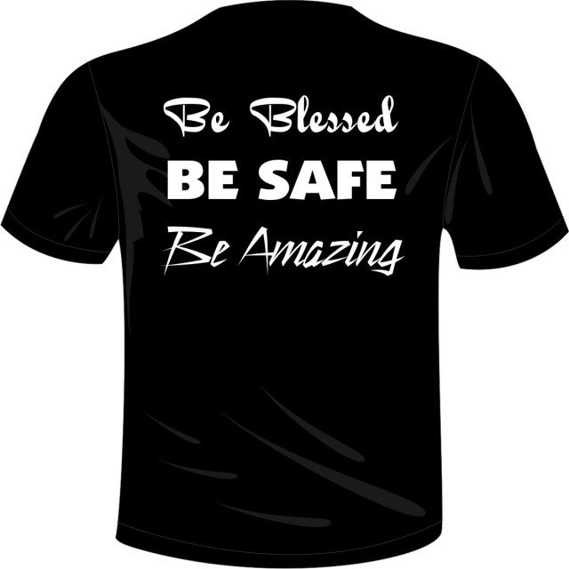 BE BLESSED TEES.